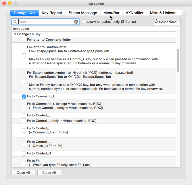 Mac Os Change Fn To Command Key Onemindz